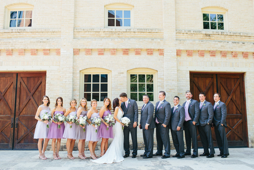 San Antonio Hybrid Wedding Photographer