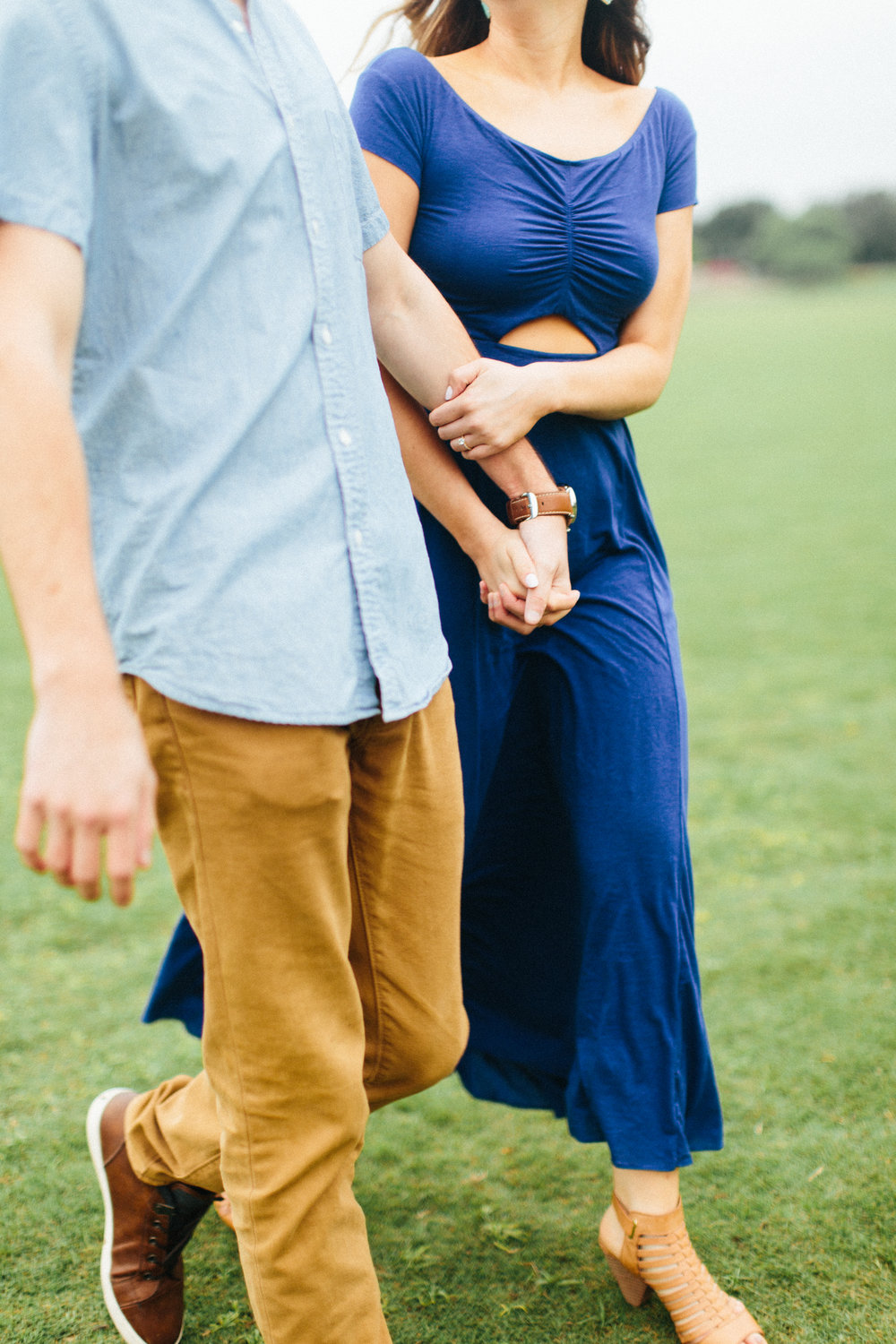 Zilker Park Engagement