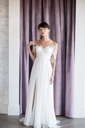 Gallery Grey Pearl Wedding Dresses Las Vegas