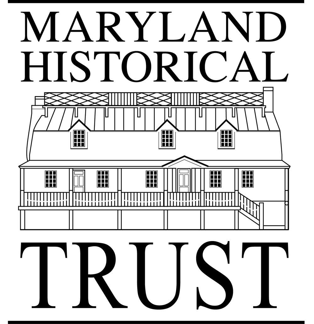 Maryland Historical Trust bw Logo.jpg