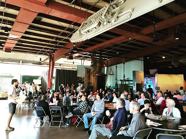 Have you ever attended an unconference? Unlike a formal conference, discussion sessions are selected on the day of the event based on the interests of participants. 150 public historians are gathered in Baltimore today for the seventh annual #bmorehistoric unconference. #historyrelevance
