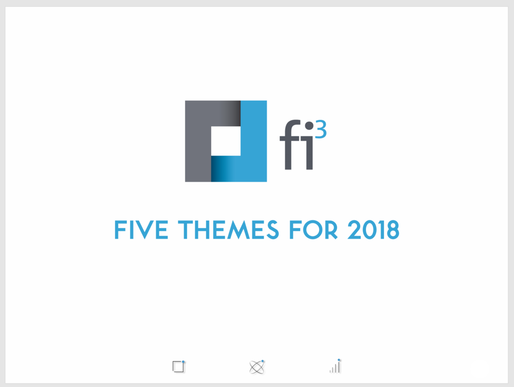 Download our Five Themes for 2018.