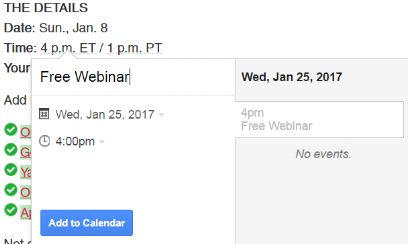 Best Google Calendar Tips For Business
