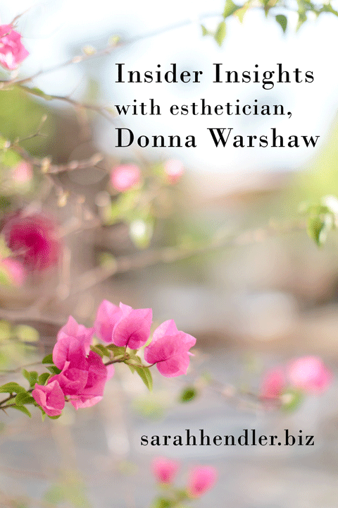 Insider Insights with Donna Warshaw