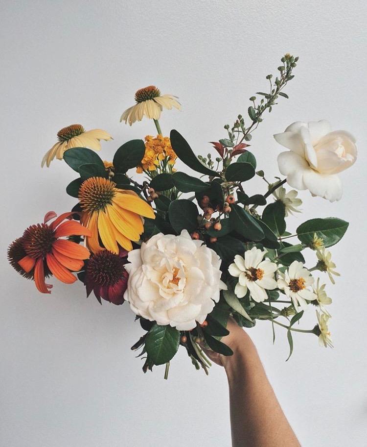 Seasonal, Australian grown flowers always!