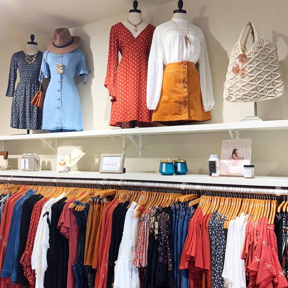 Texas clothing stores online