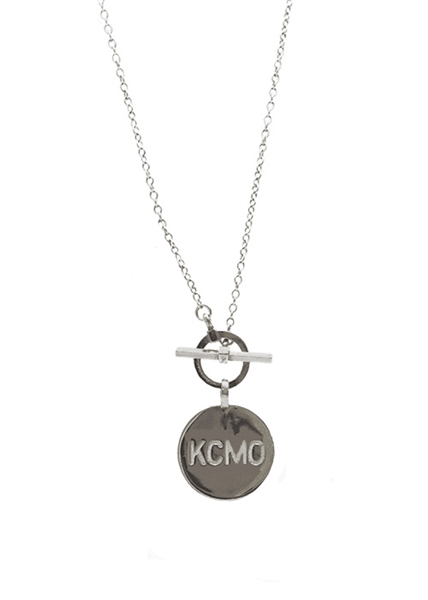 KCMO Toggle Necklace