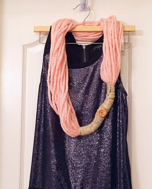 Tabu Knits – Handmade Knit Scarves & Accessories $30 and up;  pop-up on weekends only at Boutique In A Box