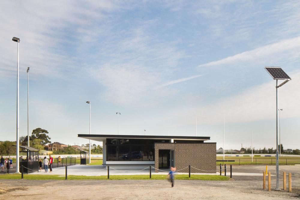 Holm Park Netball Facility
