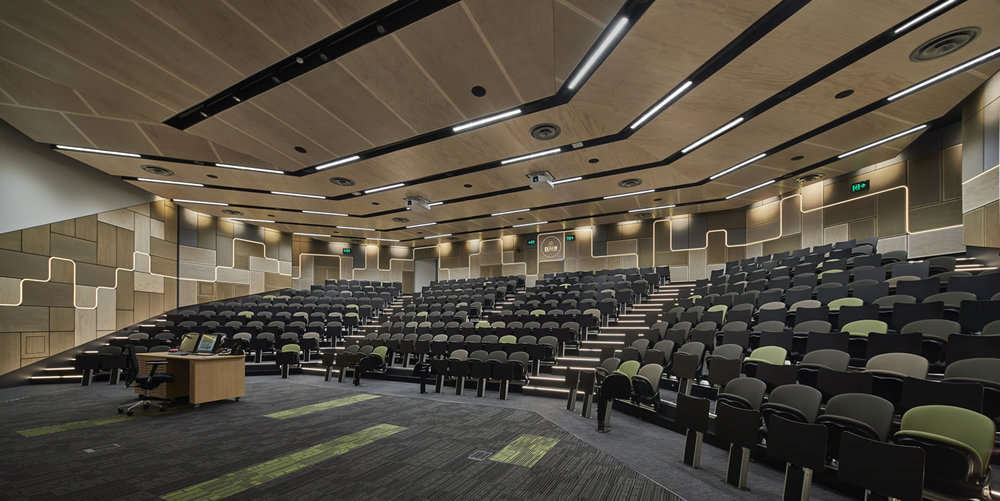 Deakin University Lecture Theatre