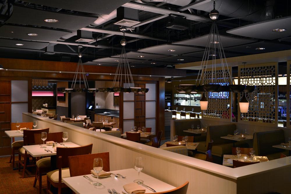 Dallago associates inc restaurant design firm