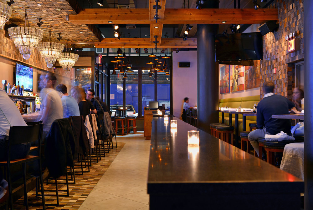 Grey Bar & Restaurant - New York, NY