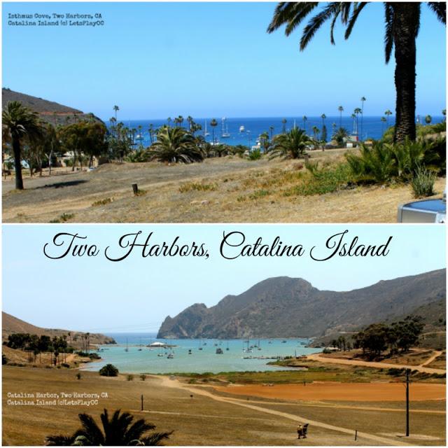 Two Harbors, California: Isthmus Cove and Catalina Harbor, Catalina Island