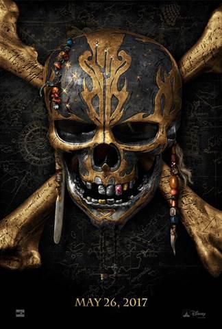 May 26, 2017 PIRATES OF THE CARIBBEAN: DEAD MEN TELL NO TALES (Walt Disney Studios) #PiratesOfTheCaribbean #APiratesDeathForMe