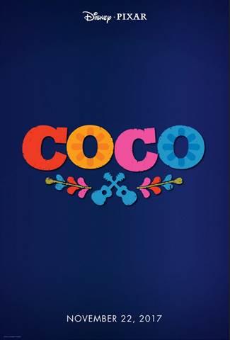 November 22, 2017 COCO (Disney / Pixar) #Coco