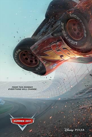 June 16, 2017 CARS 3 (Disney / Pixar) #Cars3