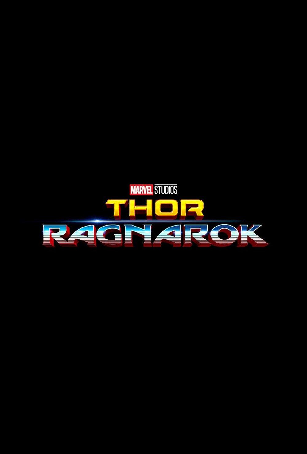 November 3, 2017 THOR: RAGNAROK (Marvel Studios) #ThorRagnarok