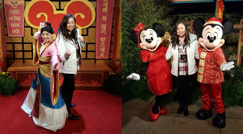 Disneyland Lunar New Year Mulan Mickey Minnie Costumes Photo at LetsPlayOC.jpg