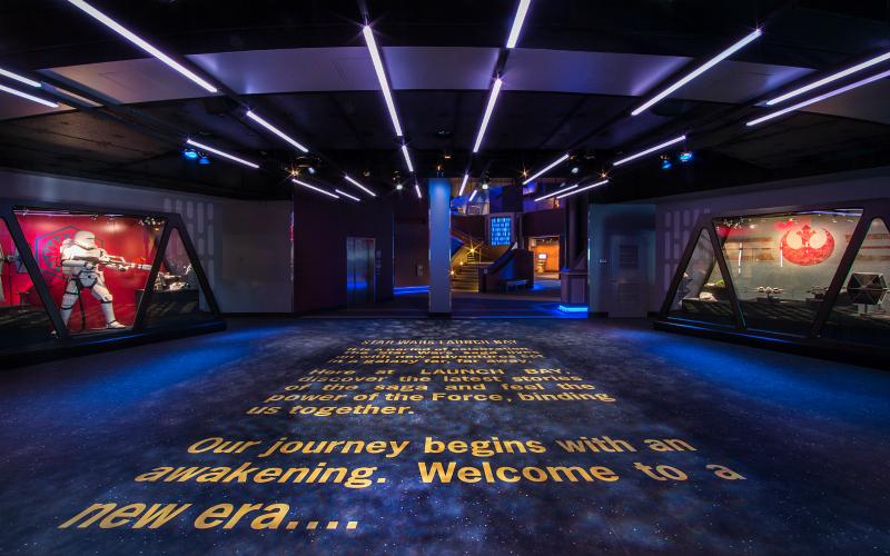 Star Wars Launch Bay, Paul Hiffmeyer/Disneyland Resort