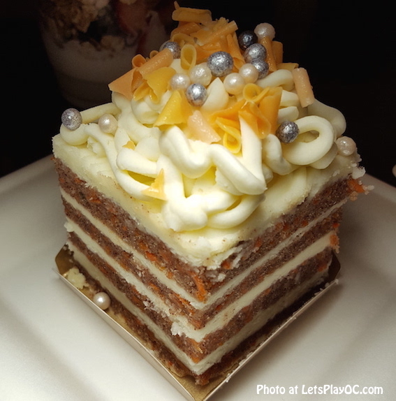 Carrot Cake at Ben's Bakery