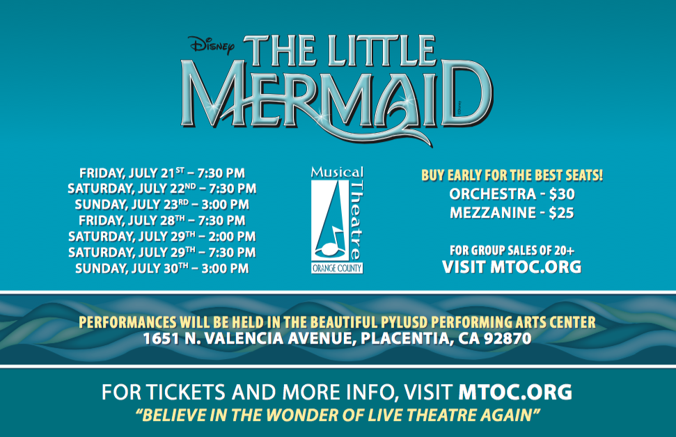 Disney The Little Mermaid Musical Musical Theatre Orange County Schedule.png