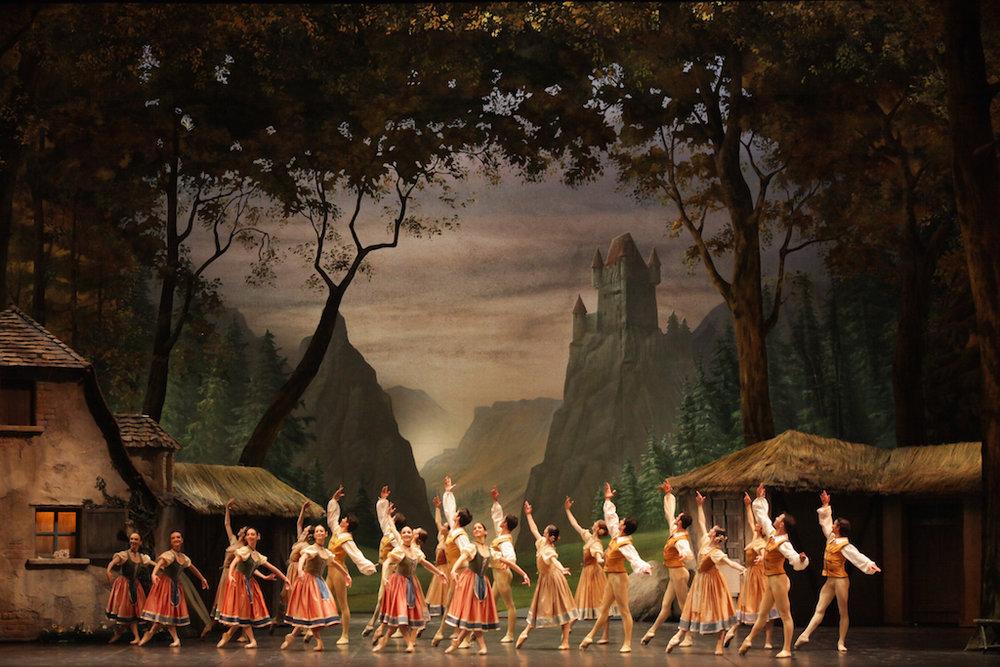 Teatro alla Scala Ballet Company -Giselle-Photo by Marco Brescia & Rudy Amisano