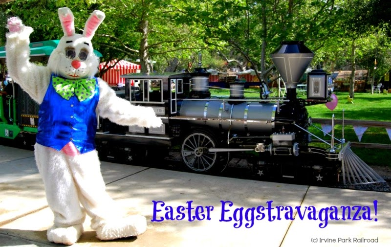 Irvine Park Railroad Easter Eggstravaganza Bunny and Train.jpg