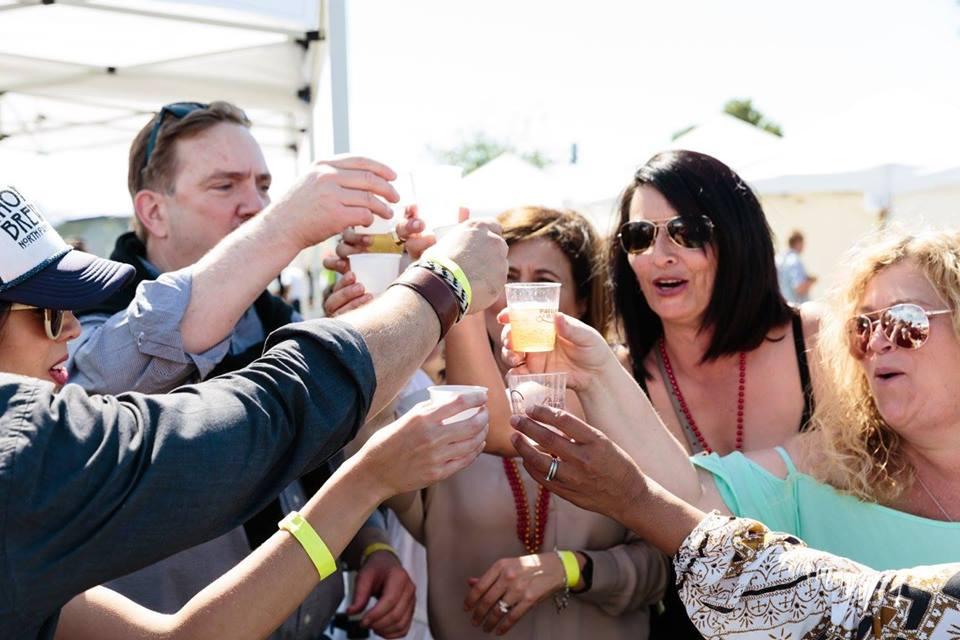 Paella Wine Beer Festival Drinking .jpg