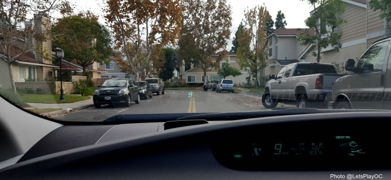 Toyota Prius LetsGoPlaces HUD Heads Up Display Photo LetsPlayOC.jpg