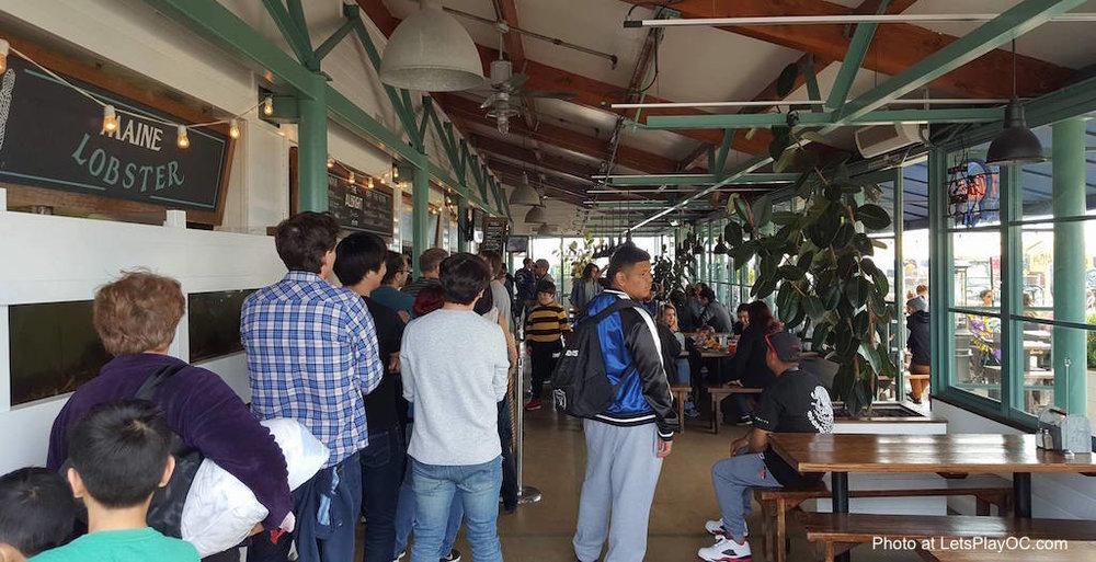 The Albright Seafood Restaurant Santa Monica Pier Interior Photo at LetsPlayOC.jpg