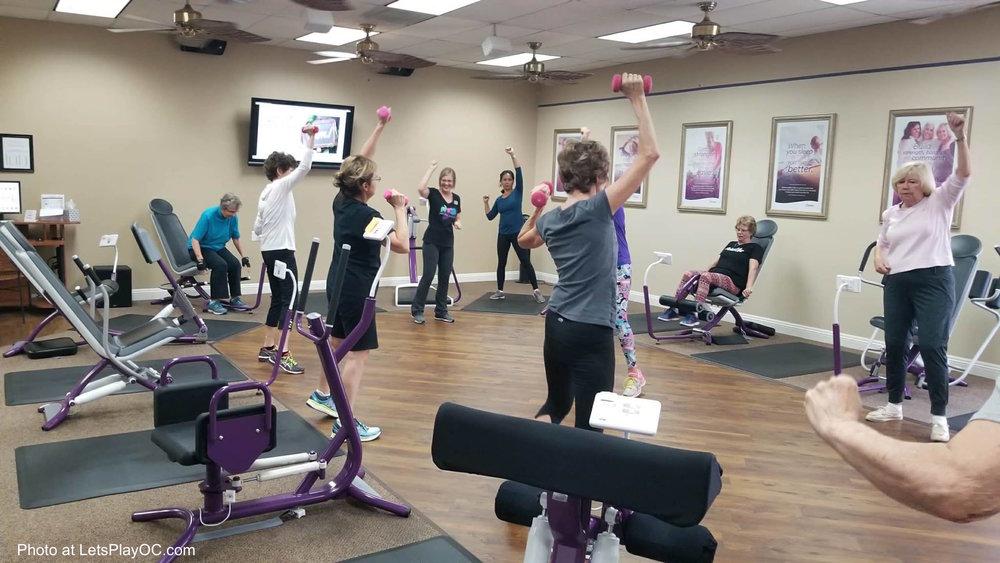 Curves Women Fitness Strength Class Photo at LetsPlayOC.jpg