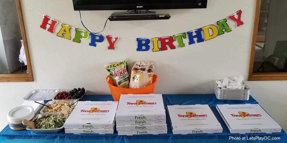Fresh Brothers Pizza Children's Birthday Party Photo at LetsPlayOC.jpg