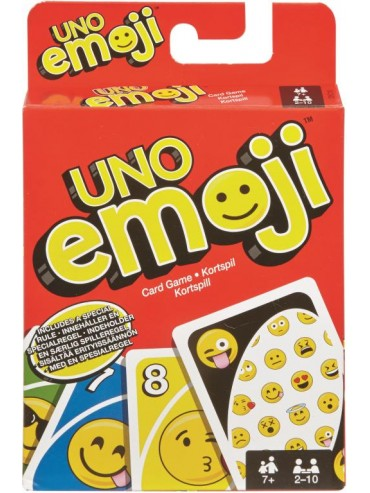 Uno Emoji - $11.99 plus postage from Mr Toys Toyworld