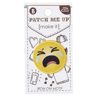 Spotlight - For just $4.99 you can patch or decorate any fabric item until your heart is content (and there are loads of different emojis available too)!