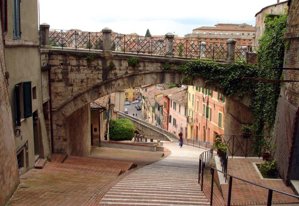 PERUGIA - Credit:Flickr.com/Scudsone