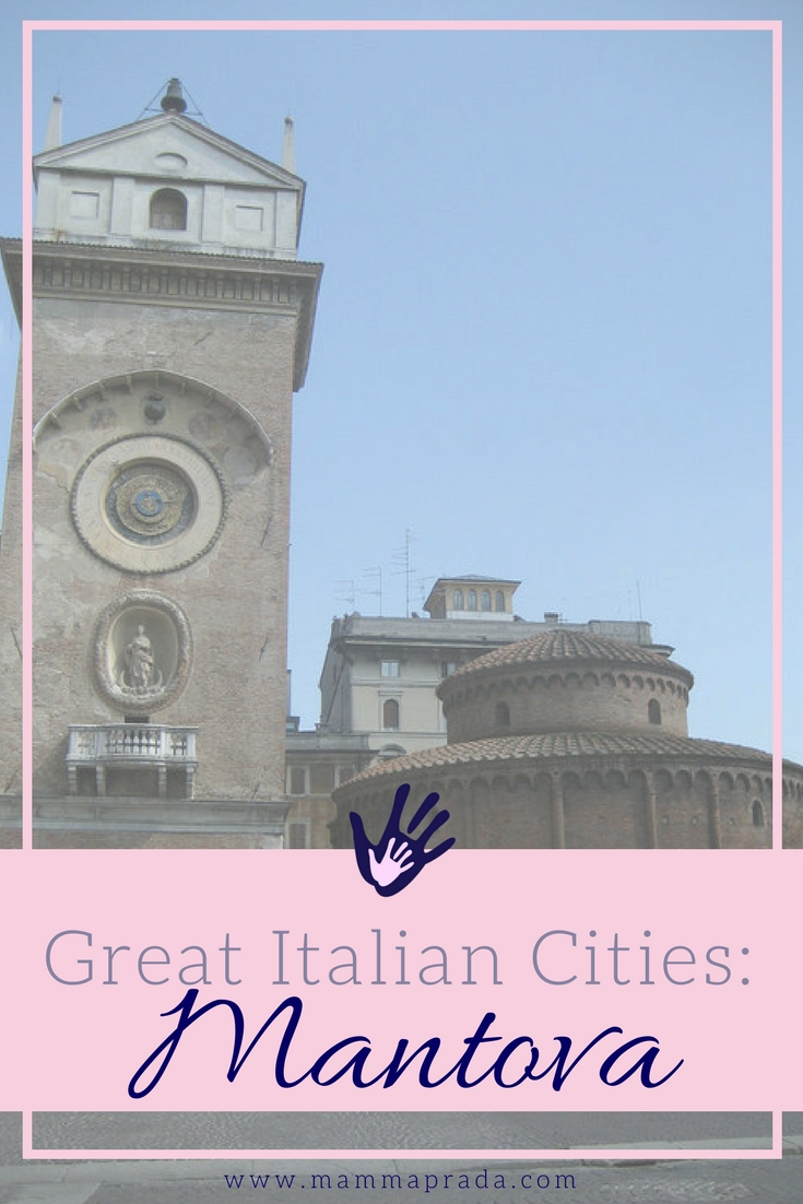 Italian Cities Mantova