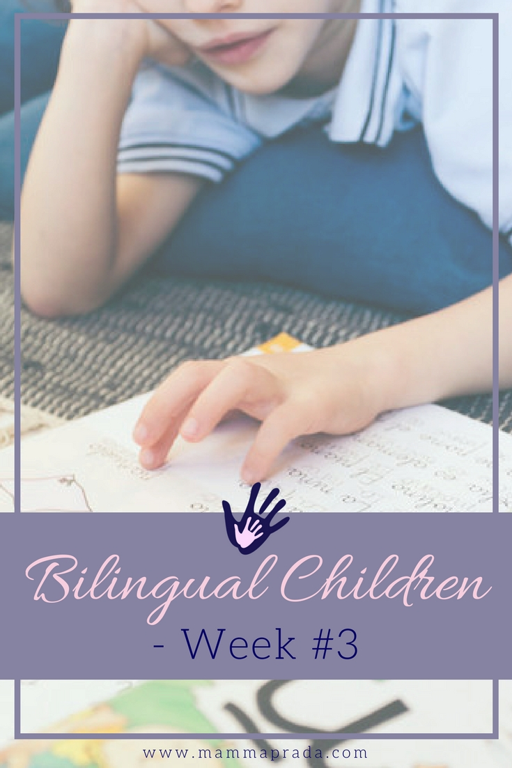 Bilingual children 3
