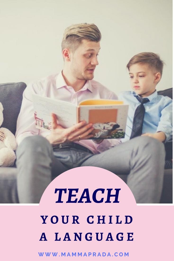 Mammaprada :: Teach your child a language