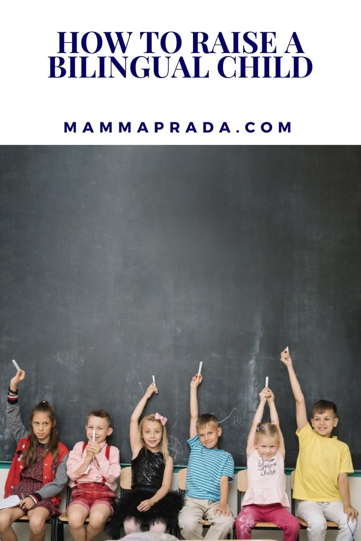 Mammaprada :: How to raise a bilingual child
