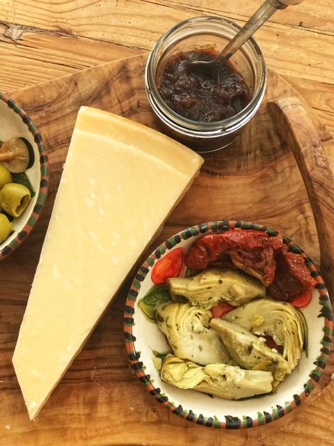 Mammaprada :: 4 Italian cheese to try this summer, Gran Kinara Vegetarian Parmesan