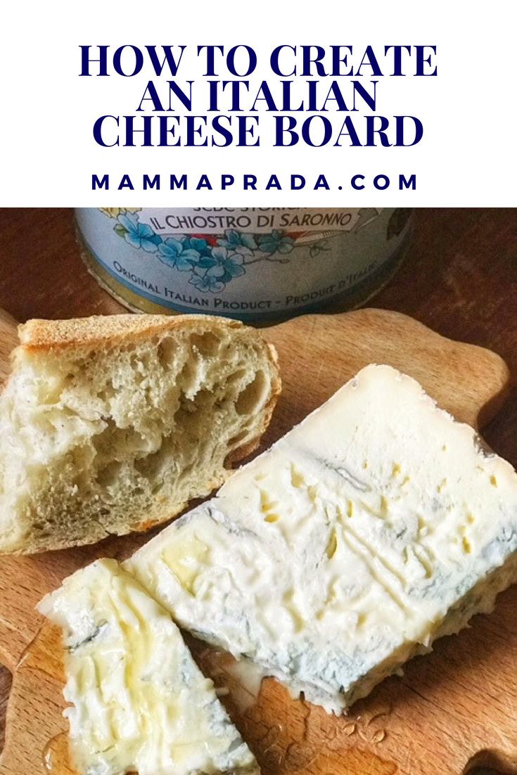 Mammaprada Italian Travel and Bilingual Parenting Blog | How to create an Italian cheeseboard