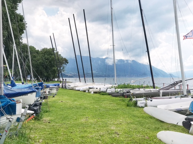 Mammaprada :: Exploring Lake Maggiore