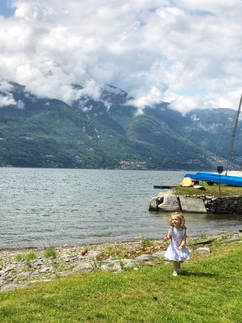 Mammaprada :: Traveling to Lake Maggiore
