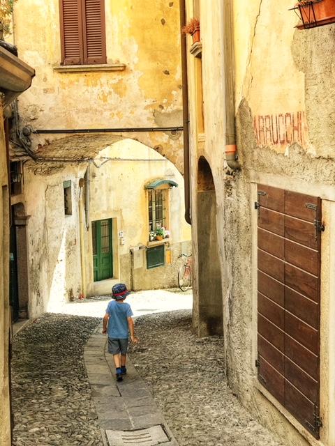 Mammaprada :: Italian Travel, Maccagno