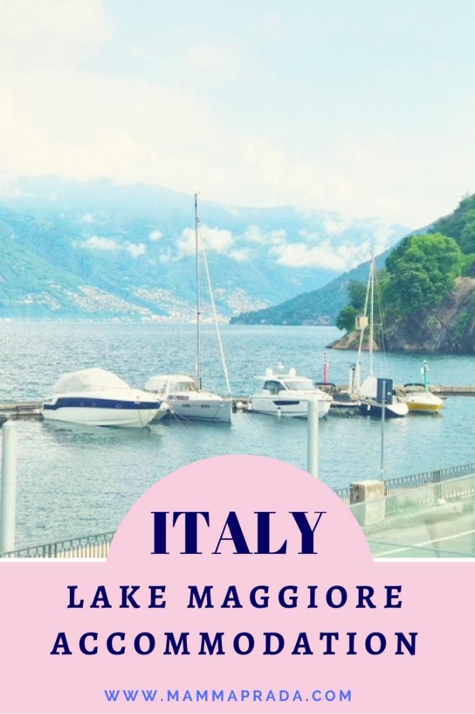 Lake Maggiore Golfo Gabella
