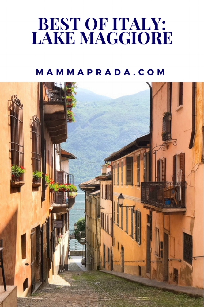Mammaprada Italian Travel and Bilingual Parenting Blog | Where to stay on Lake Maggiore: Golfo Gabella
