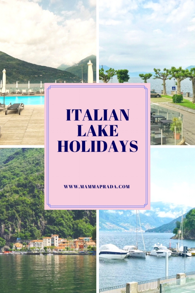 Mammaprada Italian Travel and Bilingual Parenting Blog | Italian lake holidays