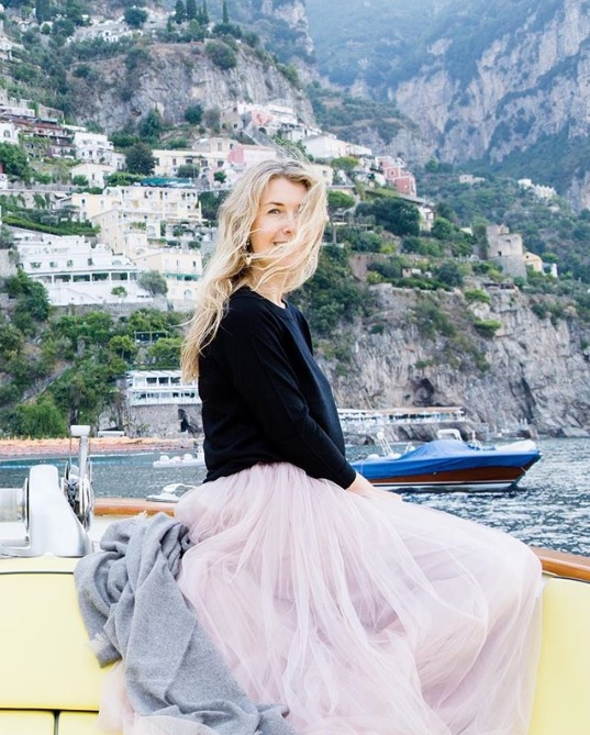 Lois Avery Italian Cashmere