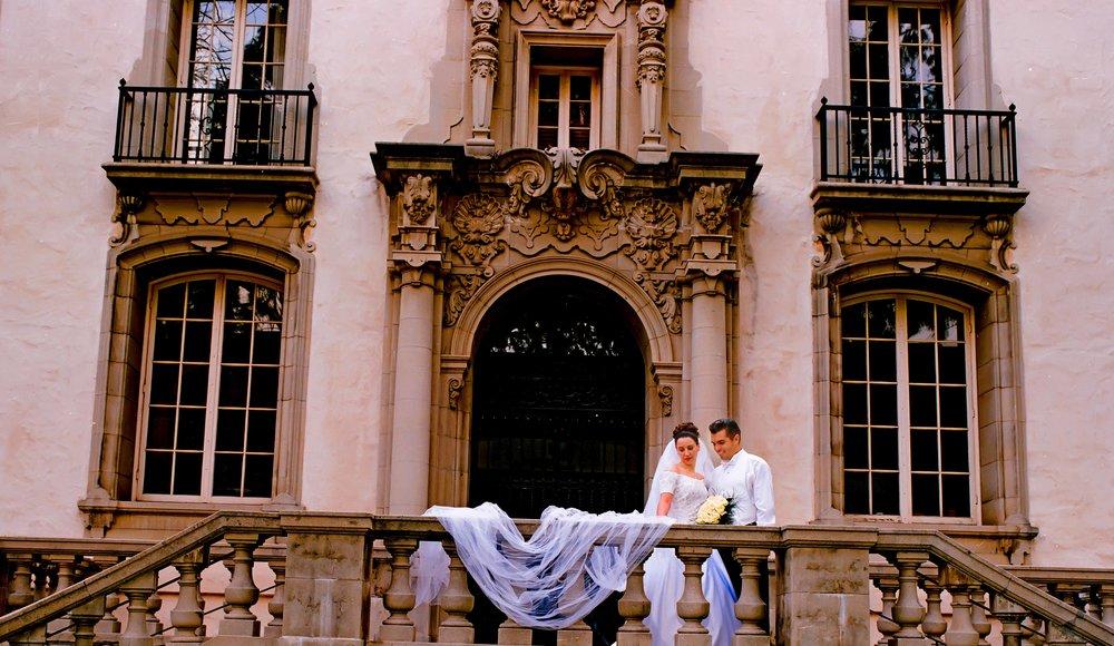 pasadena wedding photographer cal tech