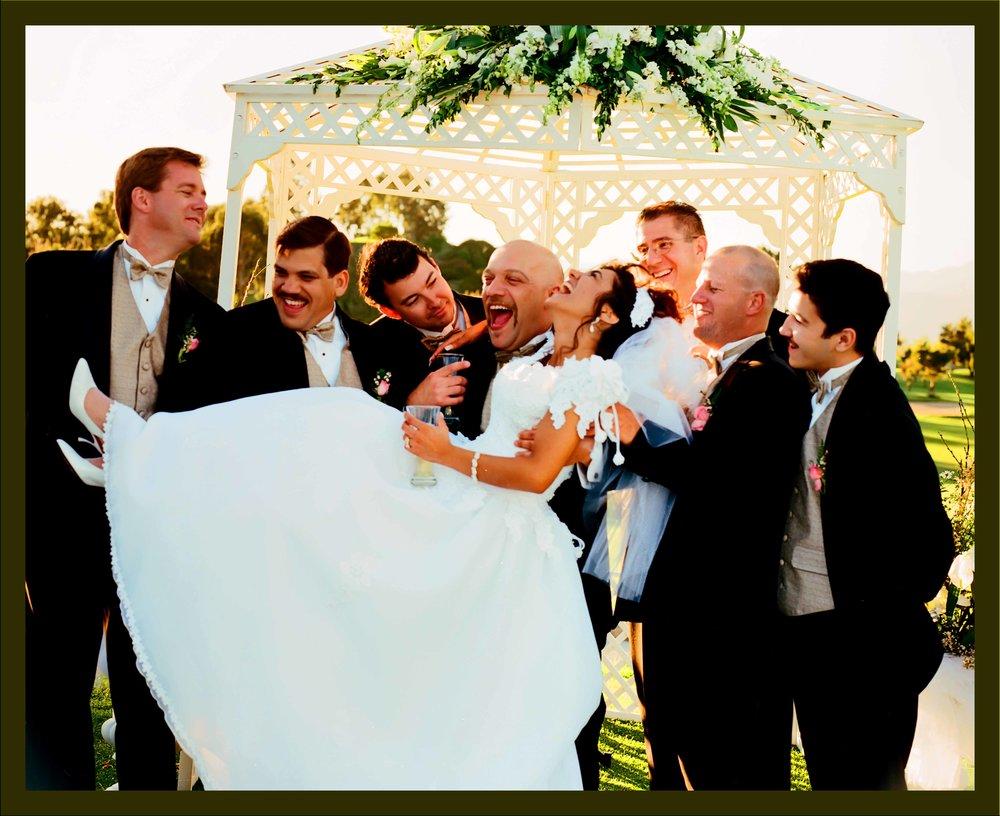 pasadena wedding photographer mountain meadows country club